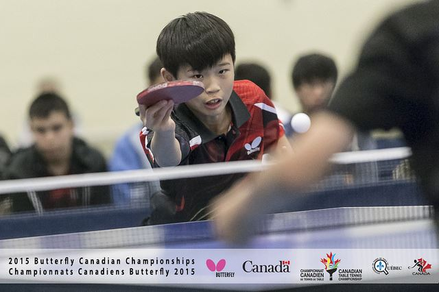 Ontario Juniors and Cadets Shine at Canadian Championships