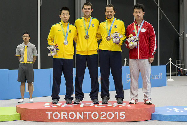 Eugene Wang: Bronze Medalist at Pan Am Games