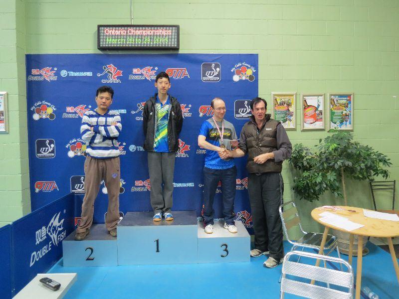 U2400 : NGUYEN, Vincent (2nd) ; ZOU, Andy (1st) ; BERLINKOV, Iakov (3rd)