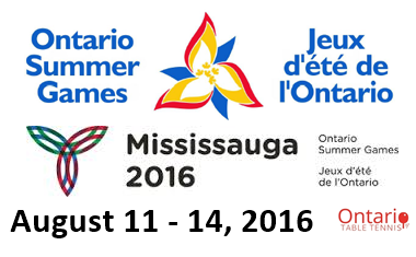 Ontario Summer Games 2016