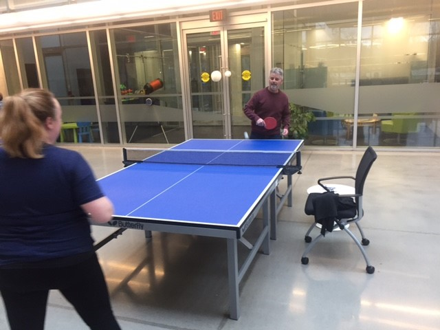 Table Tennis for the good cause!