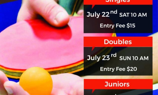 Six new clubs joined Ontario Table Tennis