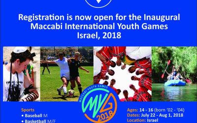 Maccabi Canada needs your help in identifying young athletes