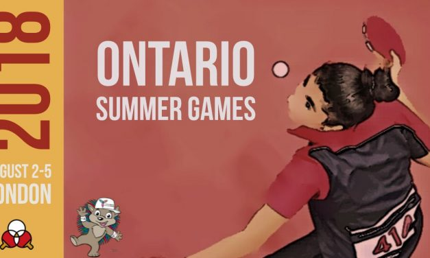 Entry for Ontario Summer Games in London, August 2-5 is open