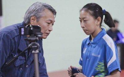 Table Tennis Coaches Workshop – Introduction to Competition