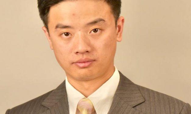 Zhang Lei, new OTTA Executive Director