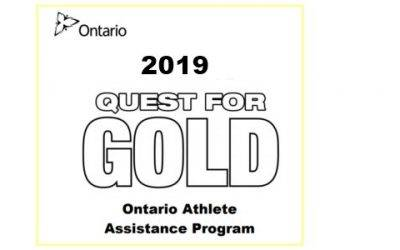 OTTA Quest for Gold – Ontario Athlete Assistance Program 2018-2019 ATHLETE SELECTION CRITERIA