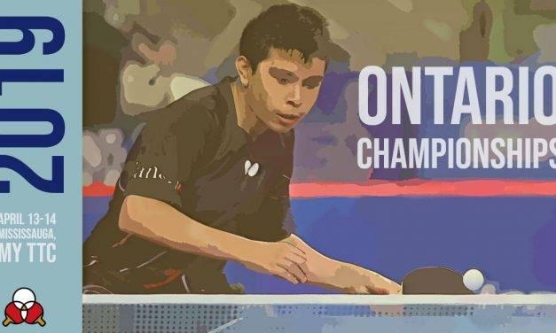 Ontario Championships 2019