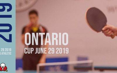 Ontario Cup June 29th 2019