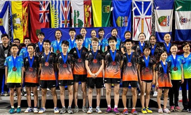 The Youngest Leads Strong Ontario Team – Canadian Junior Championships 2019