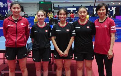 World Junior Championships in Karat, Thailand