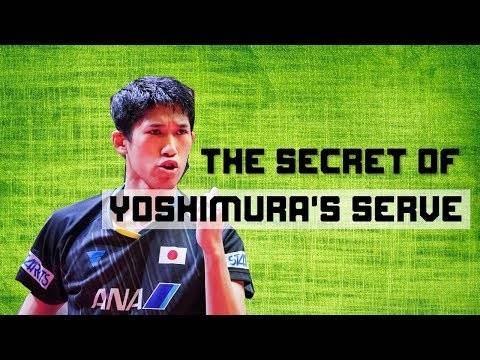 Why Yoshimura Serve is so effective?