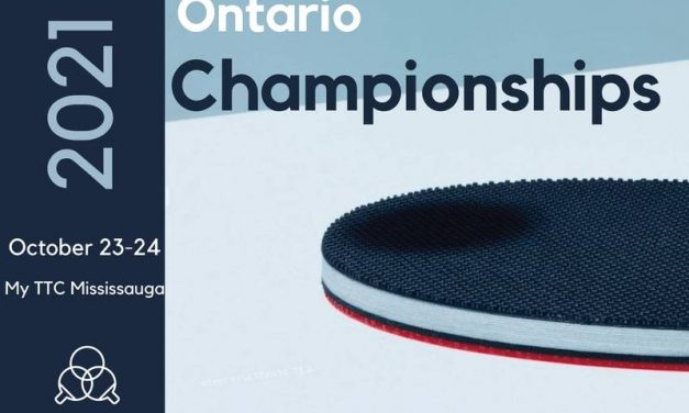 Ontario Championships 2021
