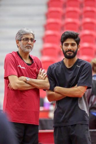 Waseem Mohammed and Vikalp Pande